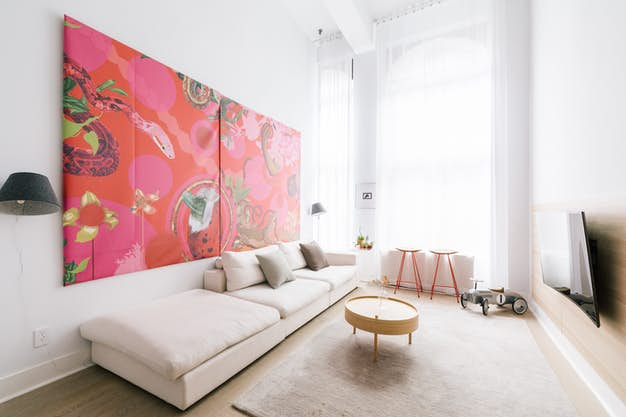 Grace Church Loft | Vacation Apartment Rental in Greenwich Village ...