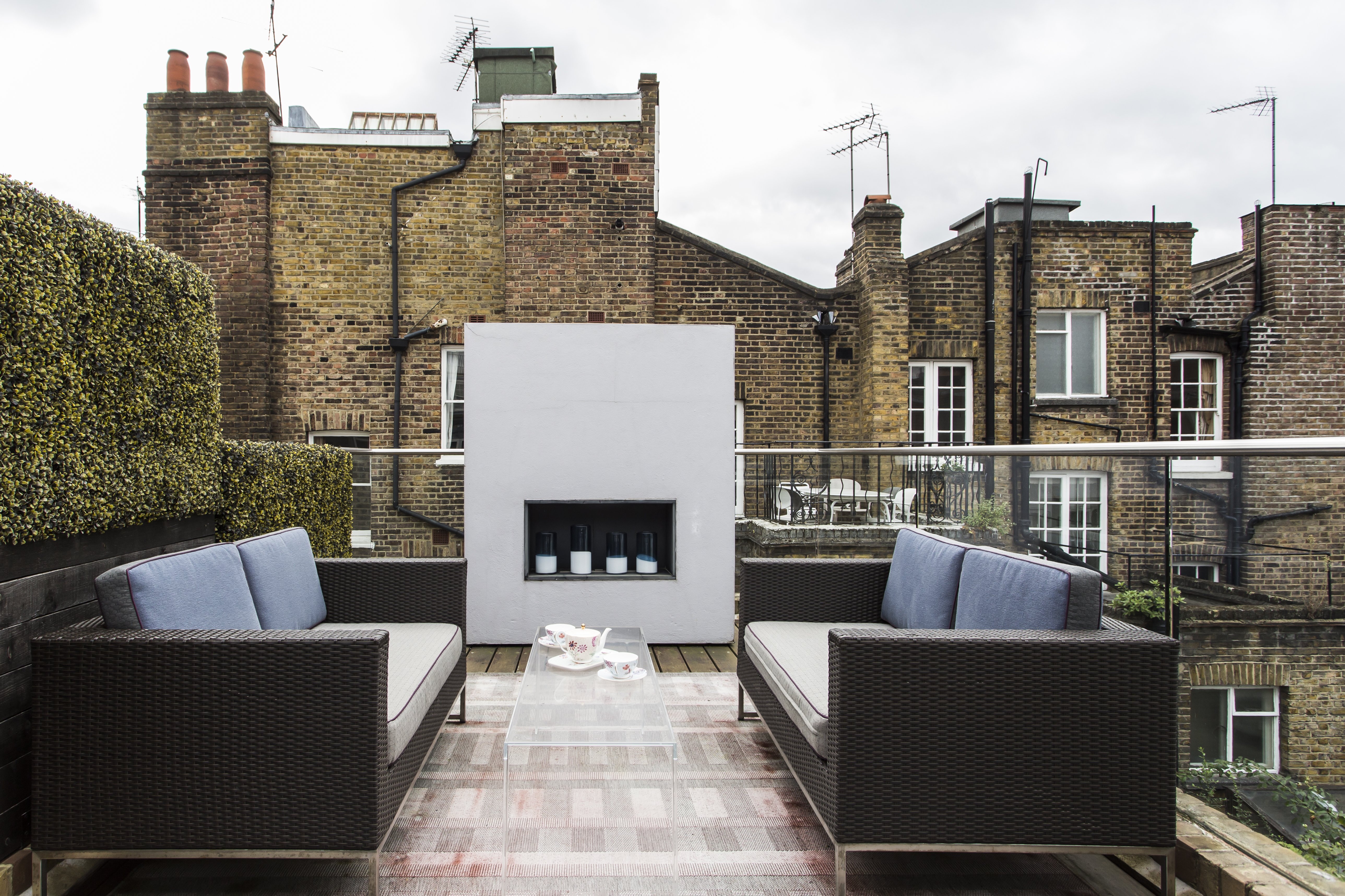 Peel Street IV Luxury Rental in Notting Hill