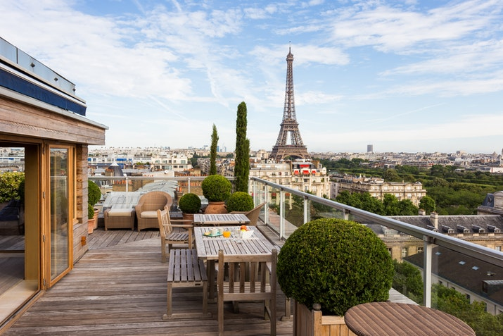 One Fine Stay 4 bedroom apartment with Eiffel Tower view
