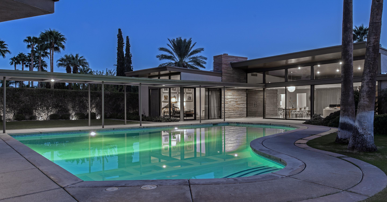 Frank Sinatra Twin Palms Estate Luxury Al In Palm Springs Onefinestay